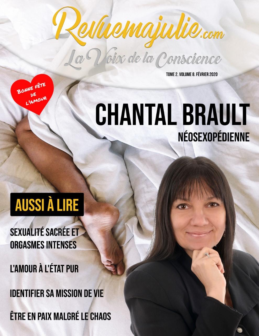 magazine revue ma julie